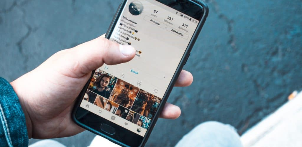 how to make money from home - monetize instagram