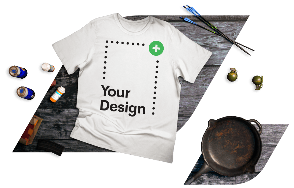 design your own products and sell on Etsy