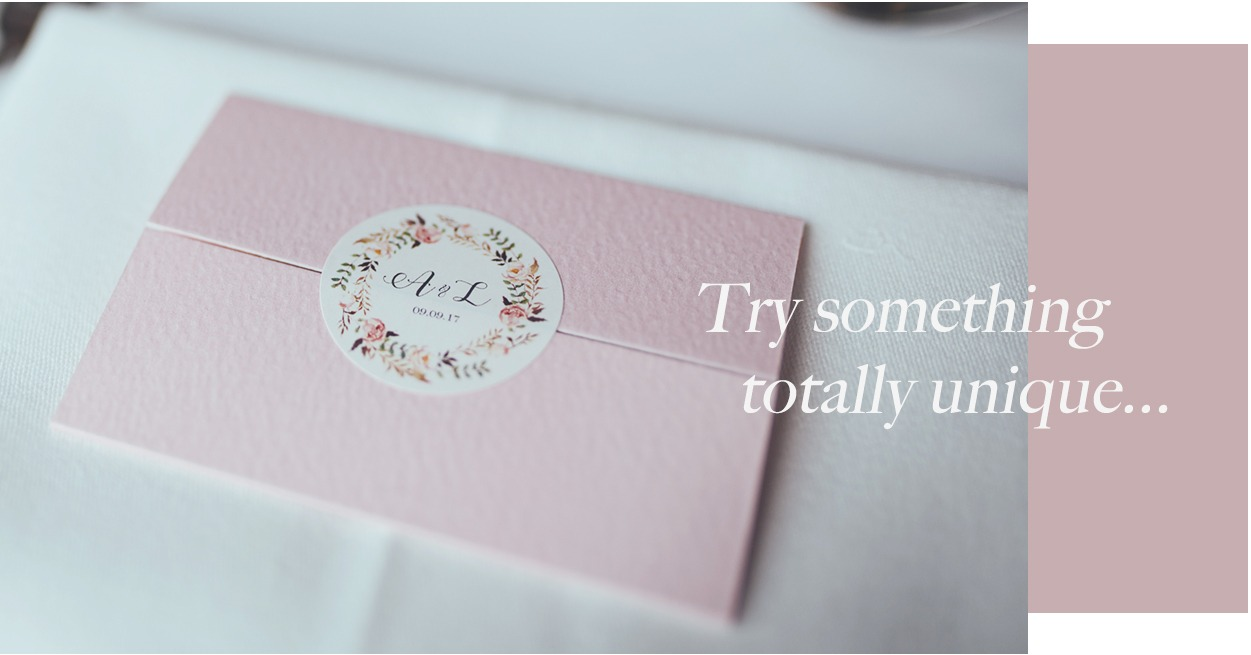 Bespoke Wedding print is at your fingertips at printed.com