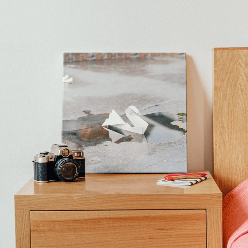canvas prints with photography