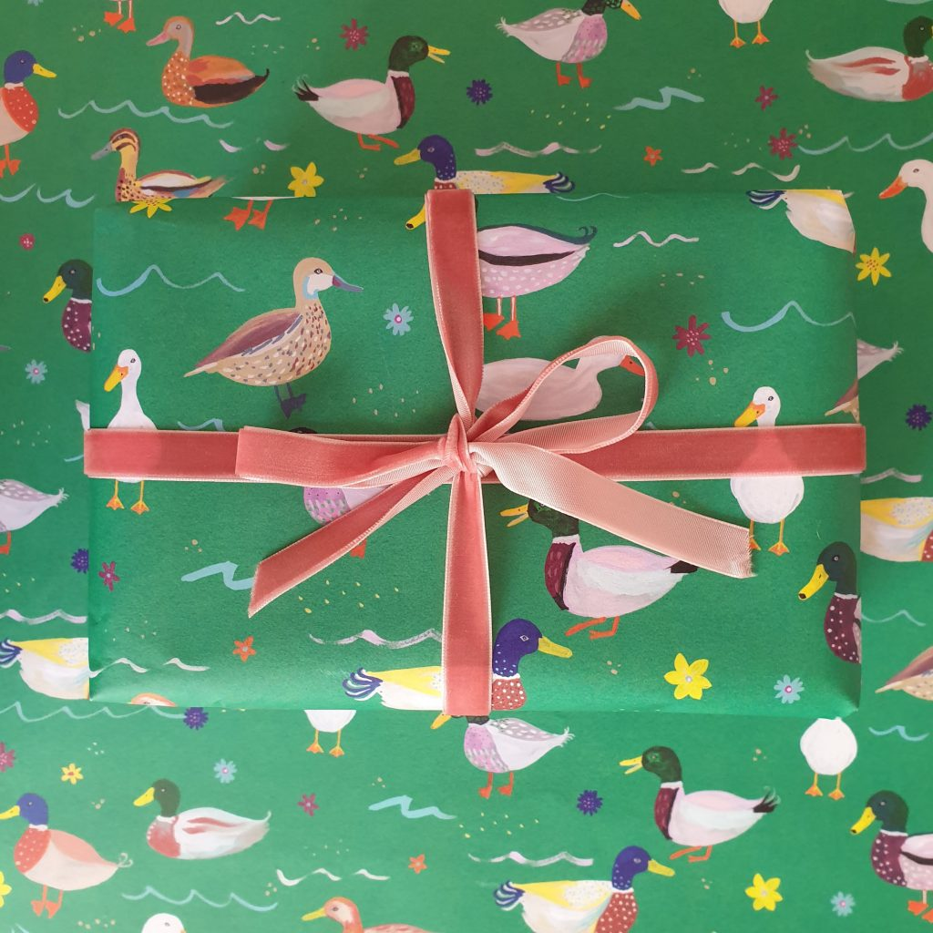 Wrapping Paper Printing