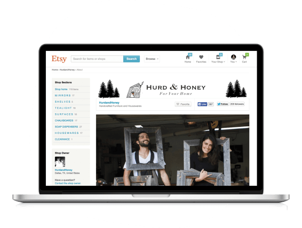 pod etsy make money from home with etsy