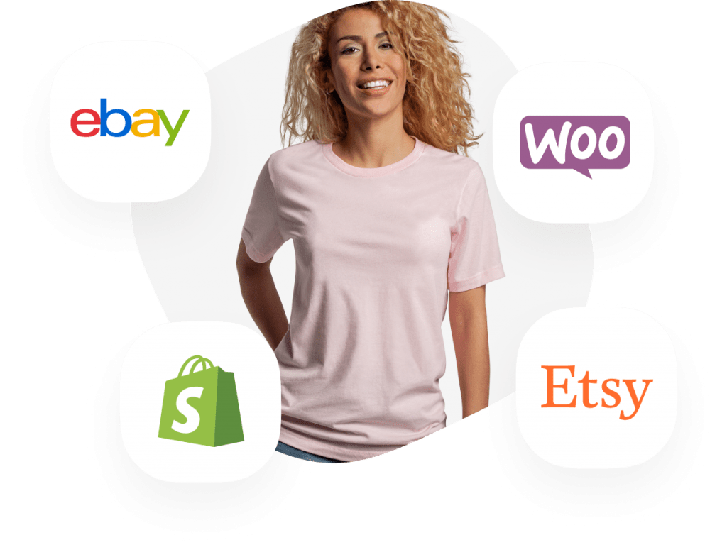 print on demand drop shipping marketplaces