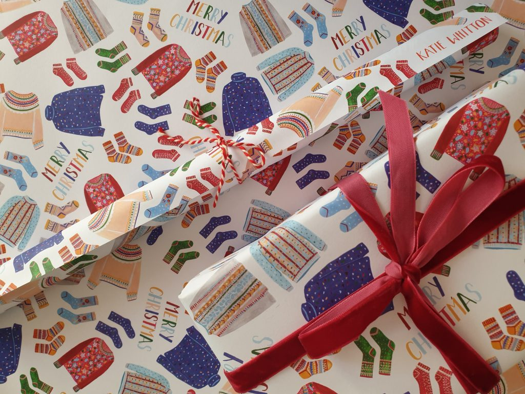 Print Wrapping Paper