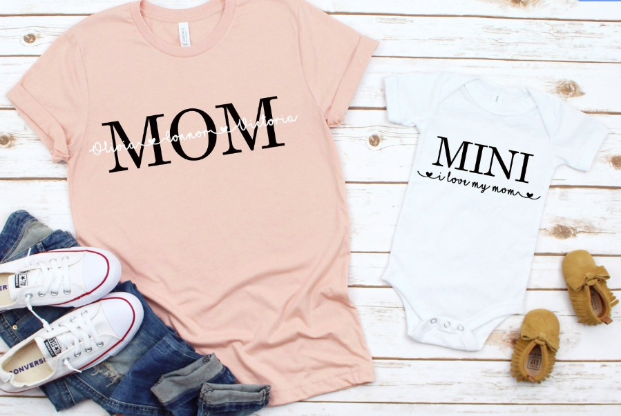 mothers day shirts combo