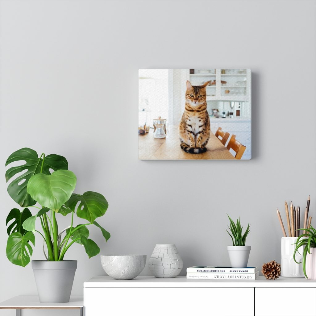 personalized housewarming gifts canvas