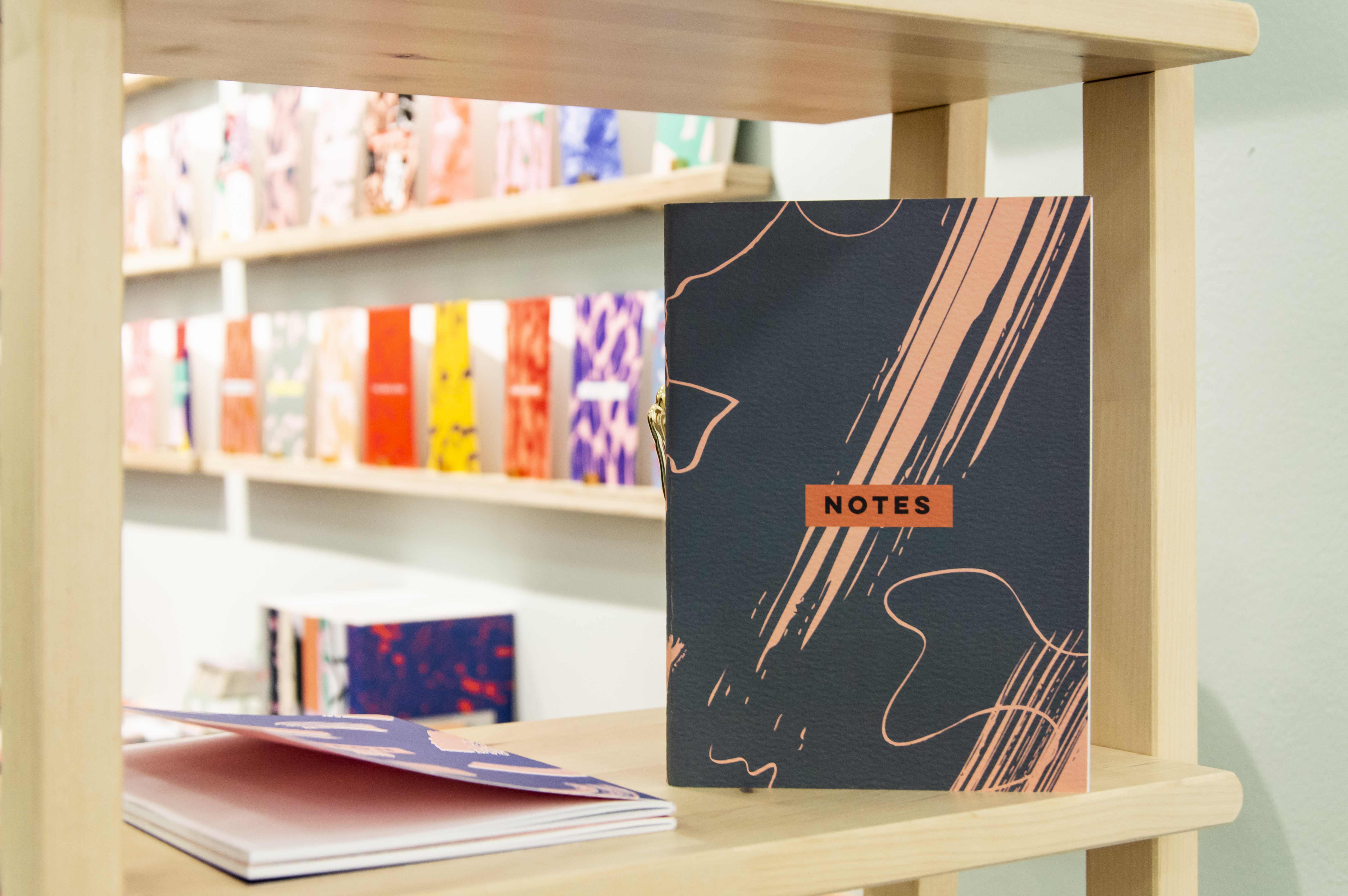 The completist at Top Drawer 2019
