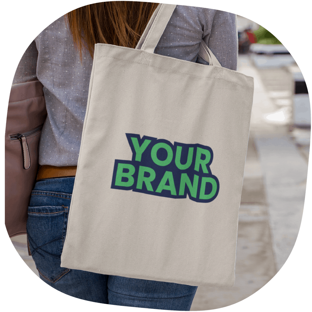 cheap print on demand products - tote bags