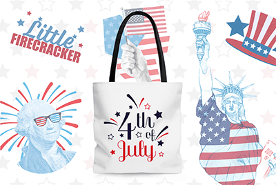 free 4th of July designs