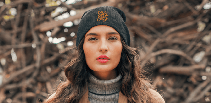 Winter Season Trending Products Knit and Pom Pom Beanies
