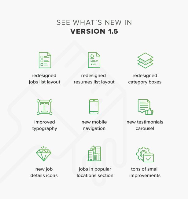 WorkScout Updates